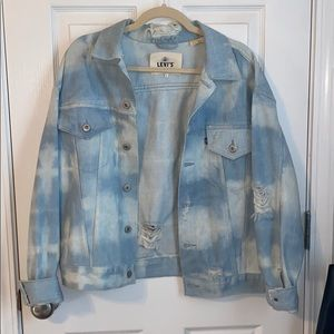 Custom Levi's Denim Jacket